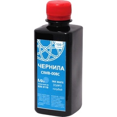 Canon INK MATE CIMB-008C, 100г, голубой (cyan) - купить в компании CRMtver