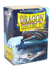 Dragon Shield - Синие матовые протекторы 100 штук