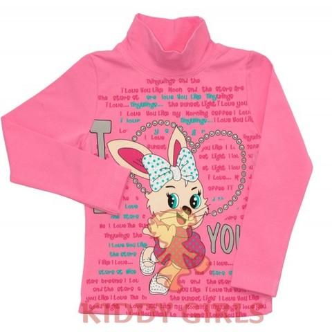 Водолазка для девочки Rabbit Loves You Tiny Wings, 2241 (92-110)
