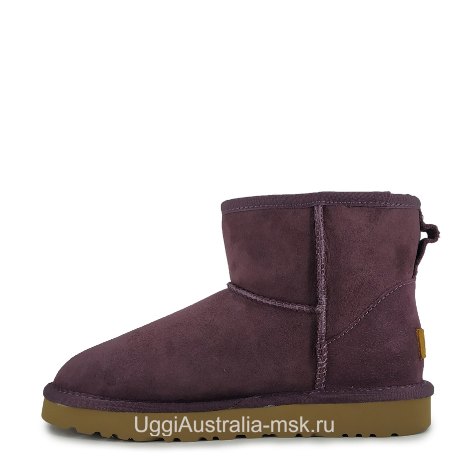 UGG Classic Mini II Purple