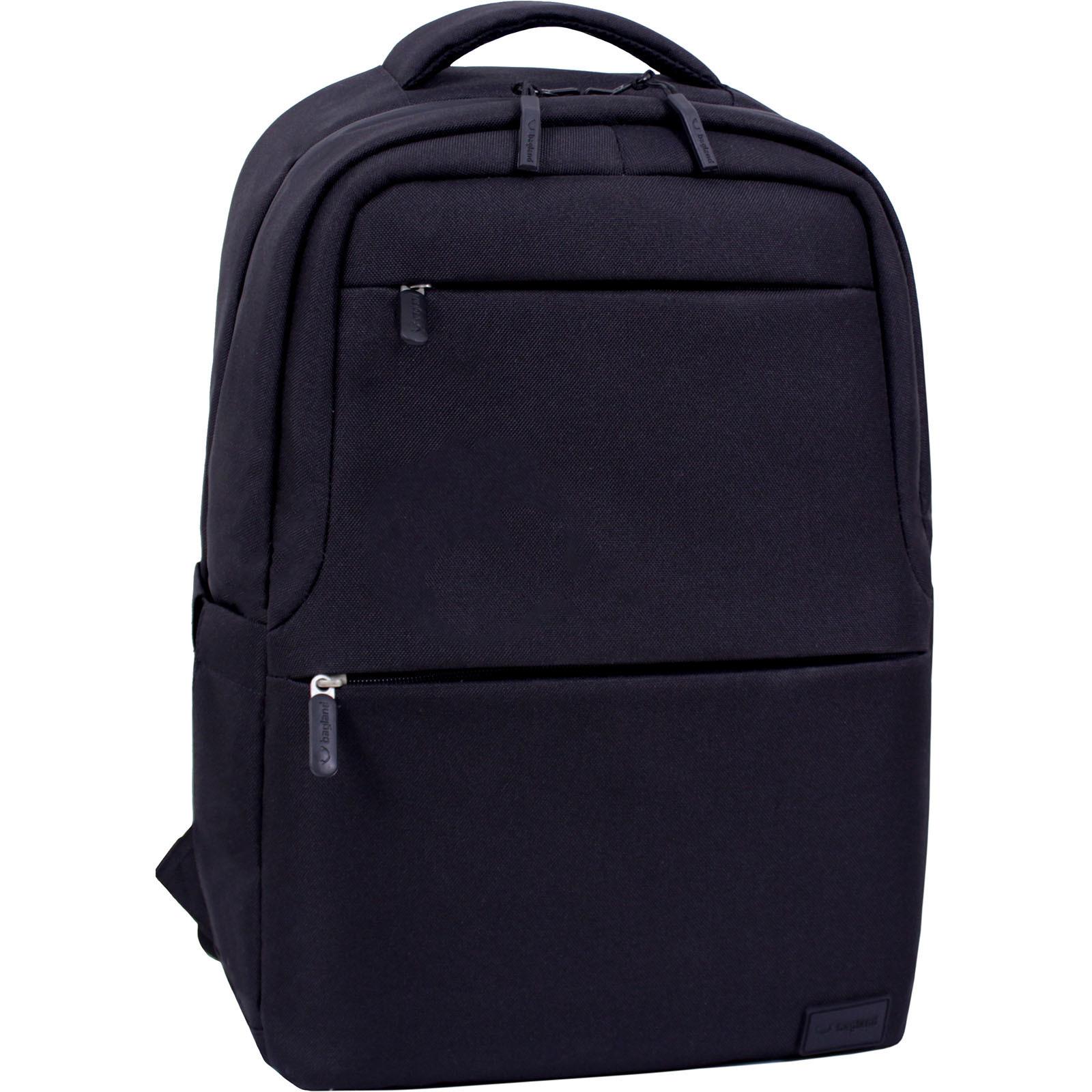 Городские рюкзаки Рюкзак Bagland Senior 17 л. черный (0013666) IMG_6729.JPG