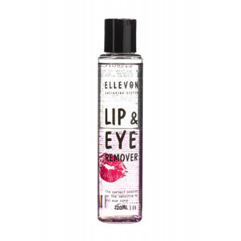 ELLEVON Средство для очищения губ и глаз | LIP & EYE REMOVER