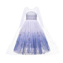 Новое белое платье Эльзы из м/ф