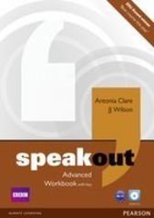 speakout Advanced Workbook with Key and Audio C...