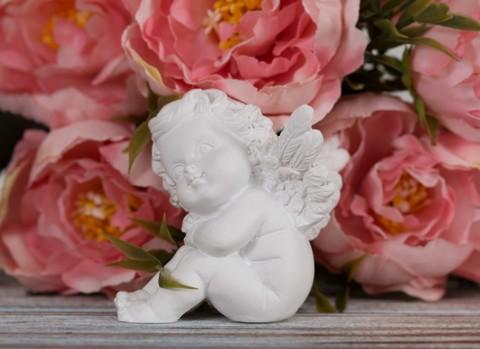 Декоративная статуэтка. Маленький Ангел.