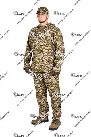 Камуфляжный костюм «Сумрак-М1» Р6 (Пограничник)