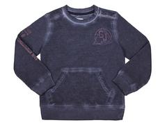 BAC003233 джемпер детский, темно-синий