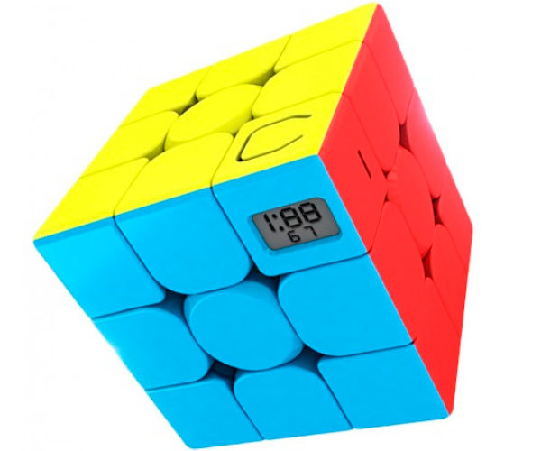 Кубик рубика с таймером