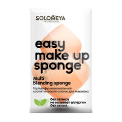 Solomeya - Мультифункциональный косметический спонж для макияжа