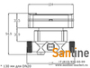 Теплосчетчик Sanline 2.5-ДУ20 Ультразвук M-Bus Арт.51125