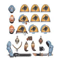 Space Wolves Primaris Upgrade Pack