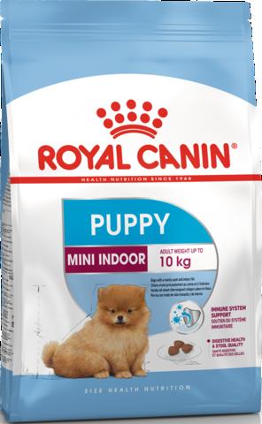 Для щенков в возрасте от 2 до 10 месяцев (вес взрослой собаки до 10 кг)