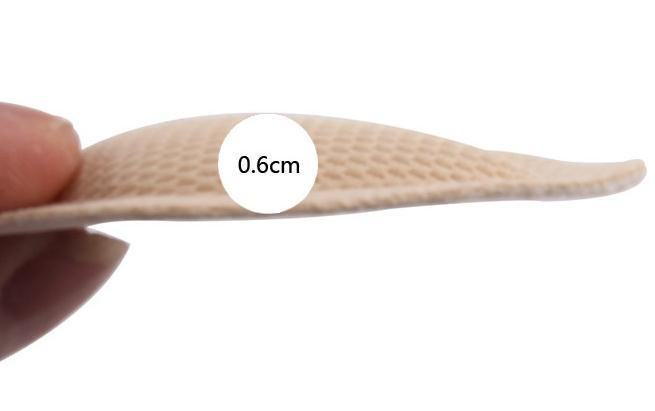 Самоклеящиеся вкладыши в обувь для лечения невромы Мортона, 1 пара