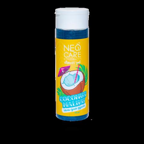 Neo Care Coconut  Malibu гель для душа 200 мл Levrana