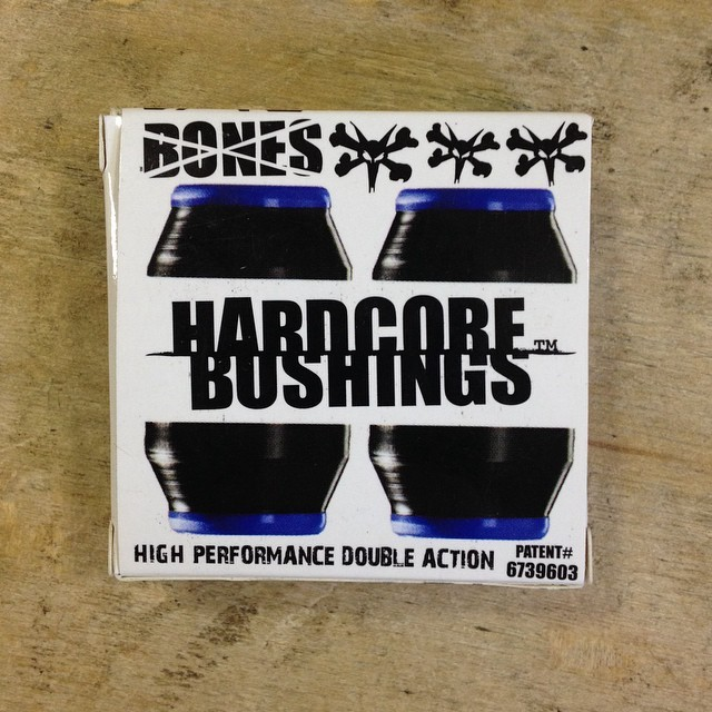 Амортизаторы Bones bushings soft