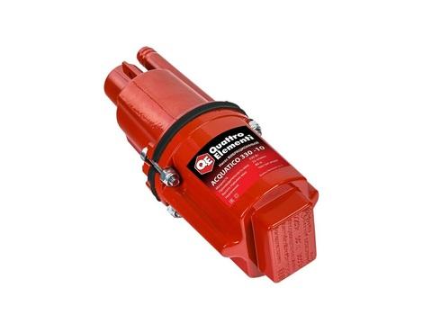 Вибрационный насос QUATTRO ELEMENTI Acquatico 330-10 (330 Вт, 1320 л/ч, для чистой, 80м, кабель10 м, 3,2кг)