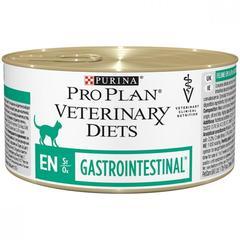 Консервы для кошек, Purina Pro Plan Veterinary Diets FELINE EN Mousse, при расстройствах пищеварения