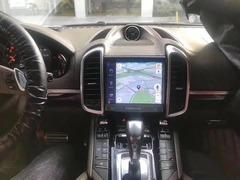 Монитор для PORSCHE CAYENNE 2011-2015 Android 10 IPS DSP 4G  модель CB-P8001-XN