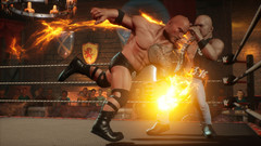 WWE 2K Battlegrounds (Nintendo Switch, английская версия)