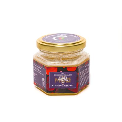 Мёд с эфирными маслами «Дикая страсть» 120 г