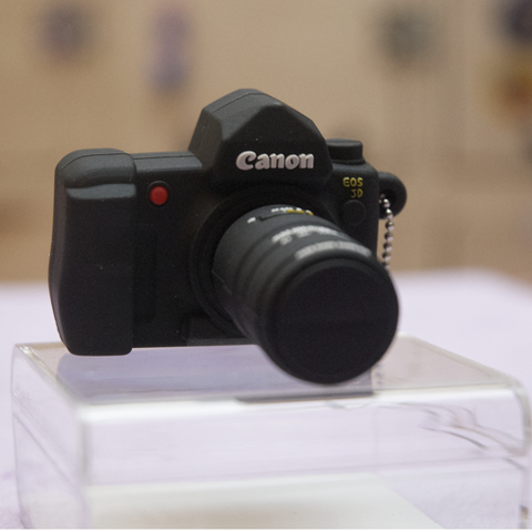 Usb-флешка в виде фотоаппарата Canon phf_canon