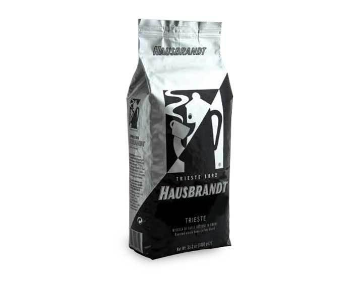 Кофе в зернах Hausbrandt Trieste, 1 кг