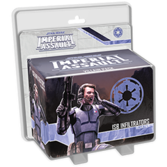Star Wars Imperial Assault: ISB Infiltrators Villain Pack