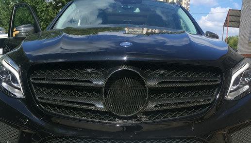Решетка радиатора для Mercedes C-class W205
