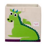 Коробка для хранения 3 Sprouts Дракон (зелёный)