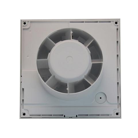 Накладной вентилятор Soler & Palau SILENT-100 CRZ SILVER (таймер)