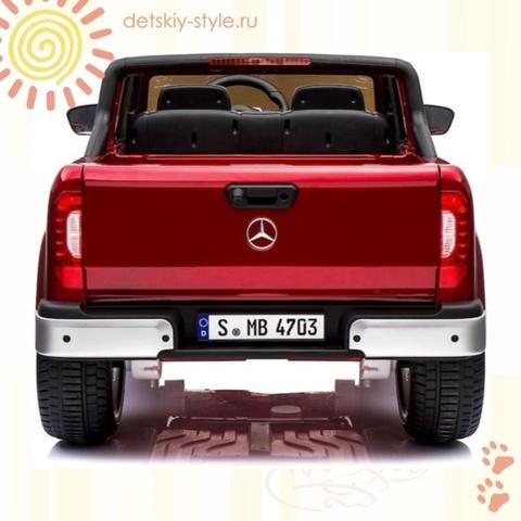 Mercedes Benz X-Class (XMX 606) 4x4
