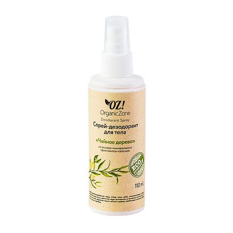 Дезодорант для тела Чайное дерево | Organic Zone