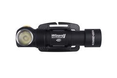 Налобный фонарь Armytek Wizard Pro Magnet USB XHP50 (белый свет) + 18650 Li-Ion