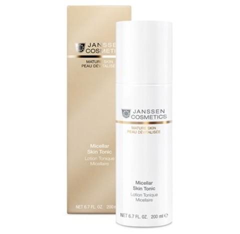 JANSSEN COSMETICS Мицеллярный тоник с гиалуроновой кислотой | Micellar Skin Tonic