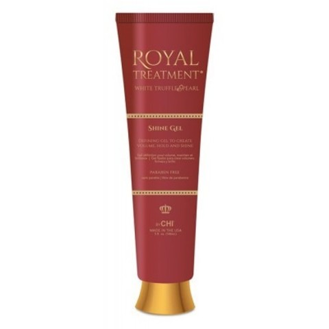 CHI Royal Treatment: Гель - сияние для волос (Shine Gel), 148мл