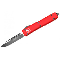 Фронтальный нож Microtech 121-1RD Ultratech S/E Выкидной
