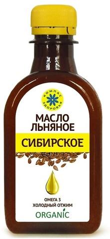 Масло льняное