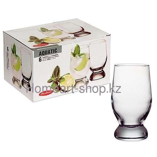 Набор низких стаканов Pasabahce Aquatic 225ml 6 шт.  42972-6