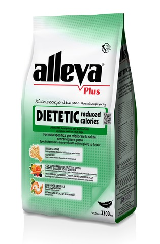 Сухой корм Alleva Plus Gluten Free Dietetic Reduced Calories