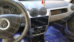 Штатная магнитола СB3095T8 для  Renault Logan/Sandero (2010-2014)