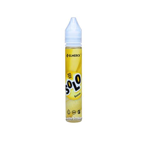 Жидкость Solo 30 мл Банан