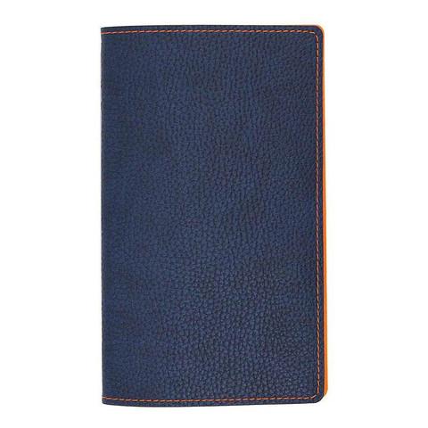 Визитница настольная Attache Bizon искусственная кожа на 96 визиток синяя