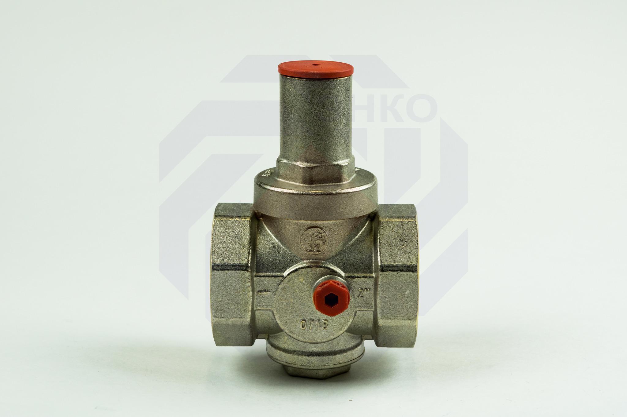 Редуктор давления GIACOMINI R153P 1,5-5 бар 2