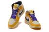 Air Jordan 1 Mid 'Lakers'