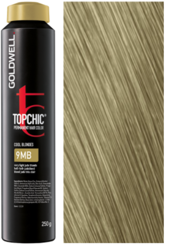 Topchic 9MB нефритовый блонд TC 250ml