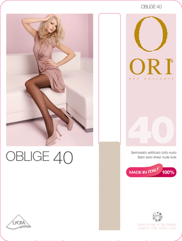 ORI Oblige 40 колготки женские