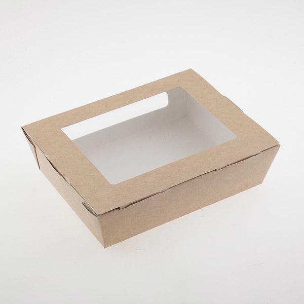 Коробка для мыла ручной работы с двумя окошками