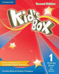 Kid's Box 2Ed 1 AB +Online Res