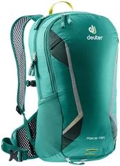 Deuter Race Air 10 Alpinegreen-Forest - рюкзак велосипедный