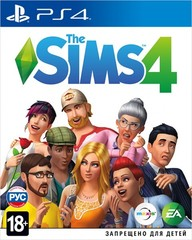 The Sims 4 (PS4, русская версия)